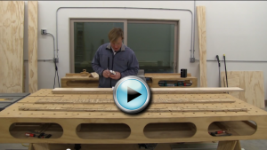 Building the Paulk Workbench PART 4 MAKING THE SIDES AND SPREADERS