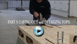 Building the Paulk Workbench Part 5